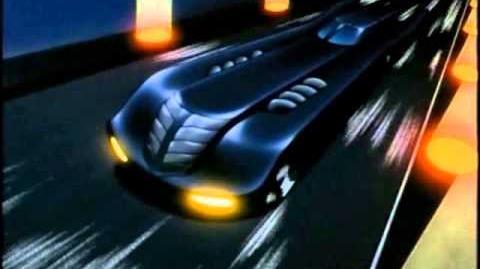 Batman The Animated Series - Intro