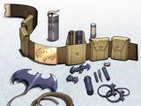 Cinto de utilidades do Batman
