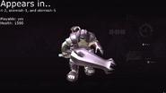 Iron Legion BAZOOKA