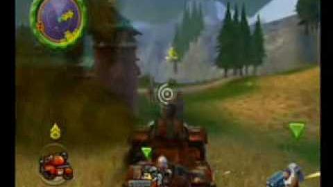 Battalion Wars - S Rank Bonus Mission 1