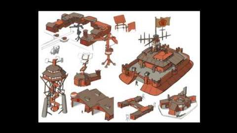 Battalion Wars 2 Concept Art