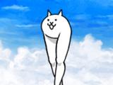 Sexy Legs Cat
