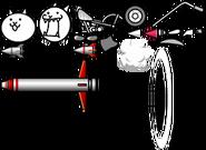 017-2 Biker Cat