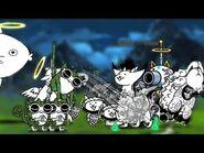 The Battle Cats - Glittering Peaks