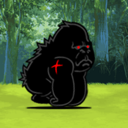 Ragin' Gory (Black)