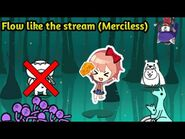 -The Battle Cats- Flow like the stream Healer cheese