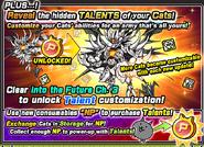 Talents promo