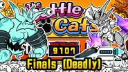 High Score 9107, Can You Go Higher? Tag Arena Pro, Finals (Deadly) Battle Cats