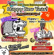 Happy new year en