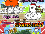 Autumn = Sports Day! (Monthly Event)