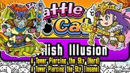 A Tower Piercing The Sky (Hard & Insane) Devilish Illusion Battle Cats-0