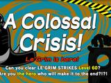Le'Grim Strikes