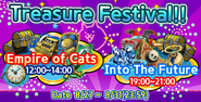 Treasure festival 2 en