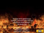 Intro Text In The Battle Cats (Battle Cats)