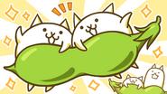 Bean Cats art