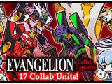 Neon Genesis Evangelion Collaboration Event/Gacha Drop