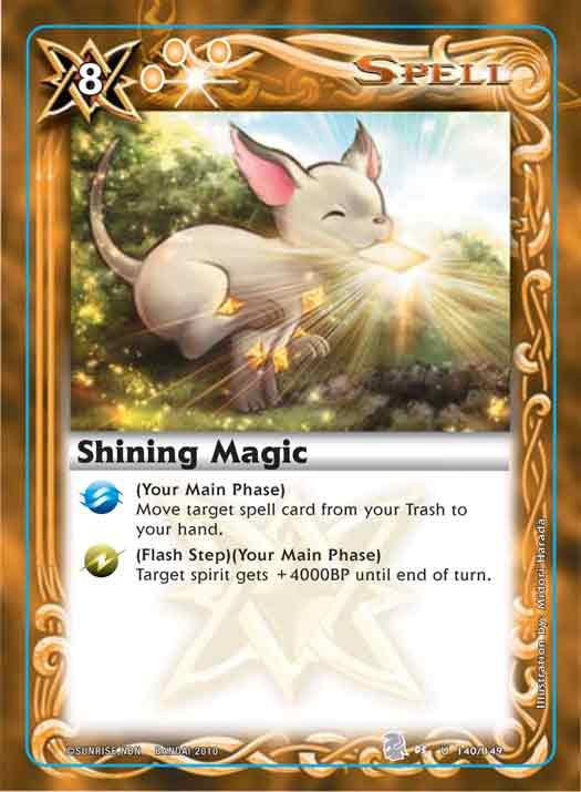 Shining Magic