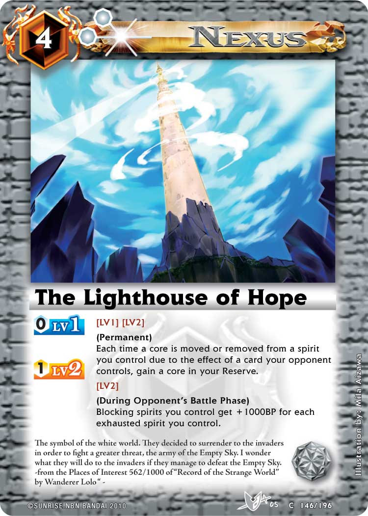 The Lighthouse of Hope