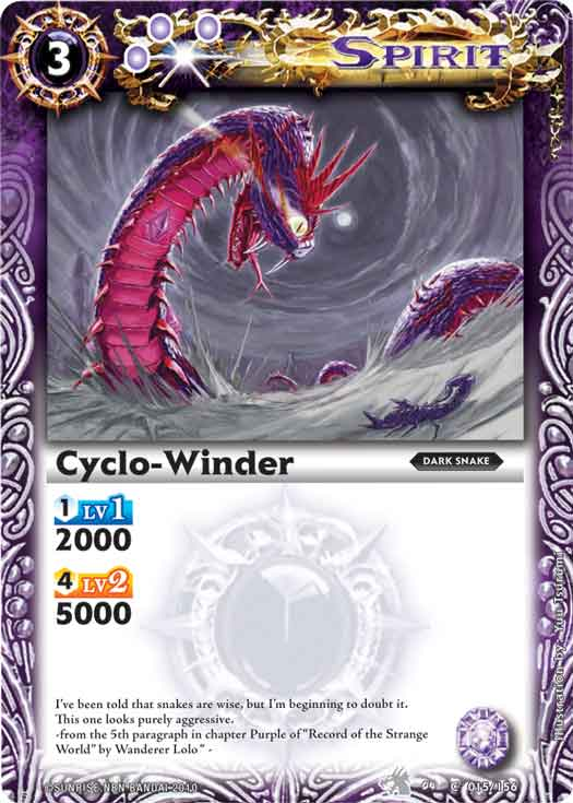 Cyclo-Winder