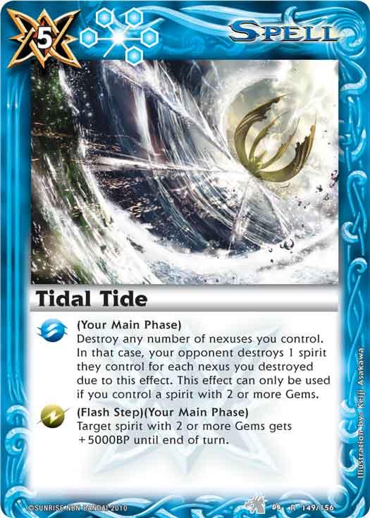 Tidal Tide