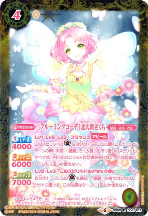 BloomingCoord Kitaouji Sakura