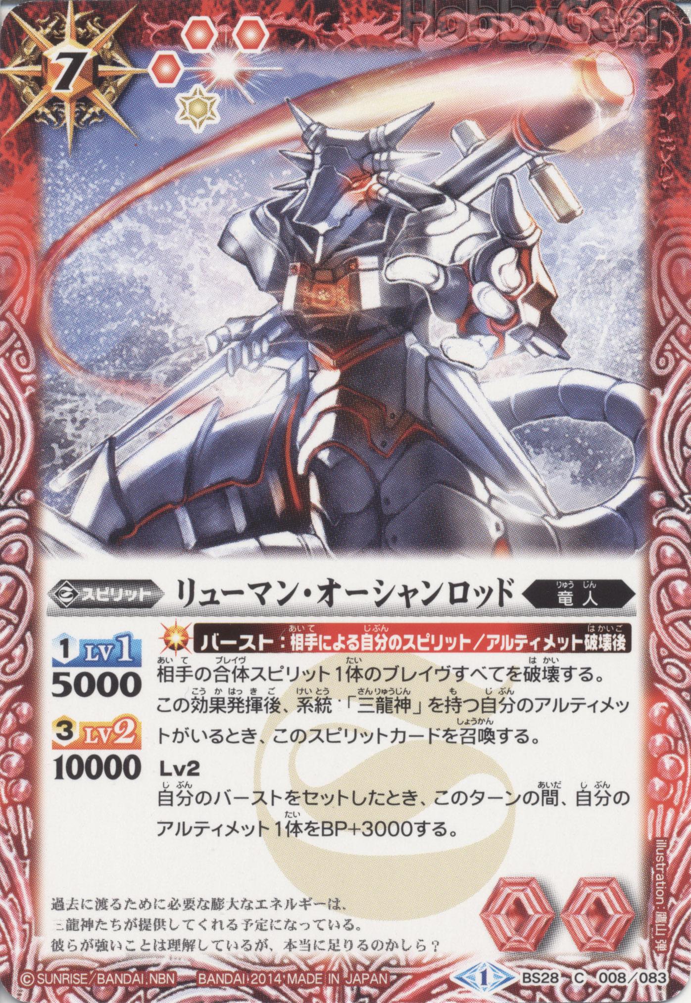 Ryuuman-Oceanrod