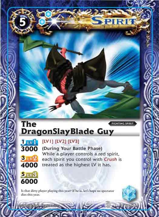 The DragonSlayBlade Guy