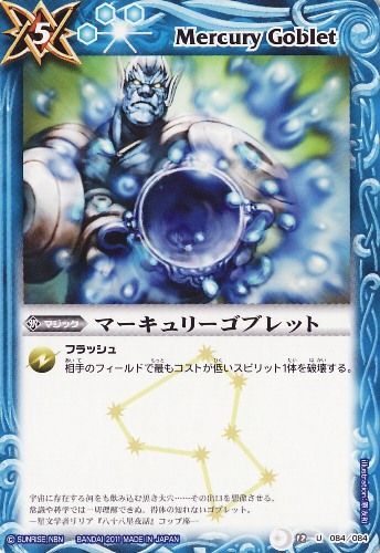 Mercury Goblet