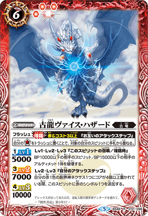 The AncientDragon Weiss-Hazard