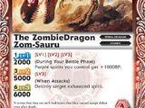 The ZombieDragon Zom-Sauru