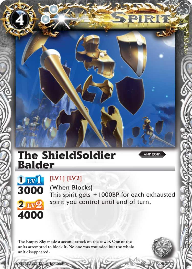 The ShieldSoldier Balder
