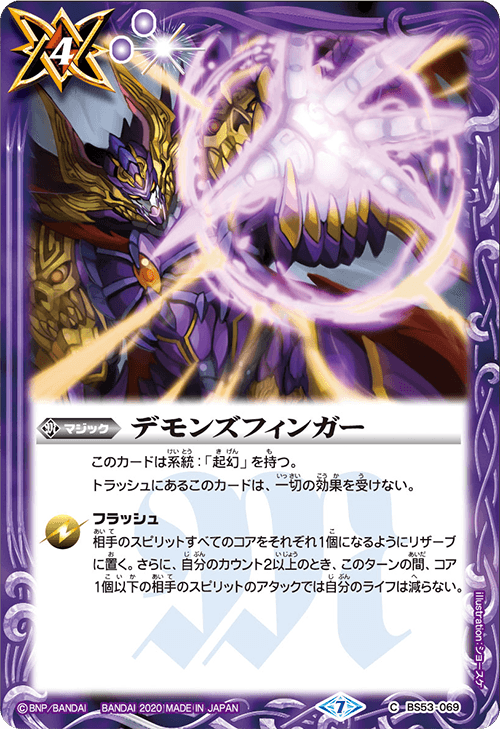 Demon's Finger
