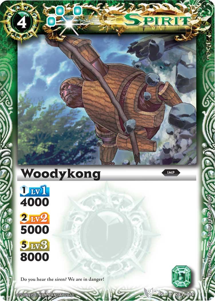 Woodykong