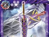 The FlashSoulBlade Lightning-Shion X