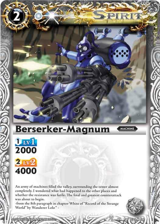 Berserker-Magnum