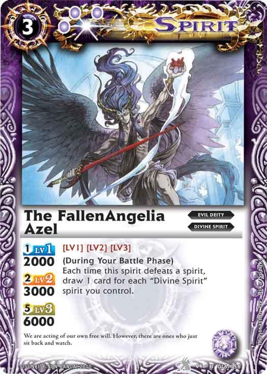 The FallenAngelia Azel
