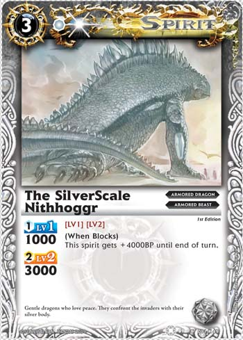 The SilverScale Nithhoggr