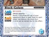 Block-Golem