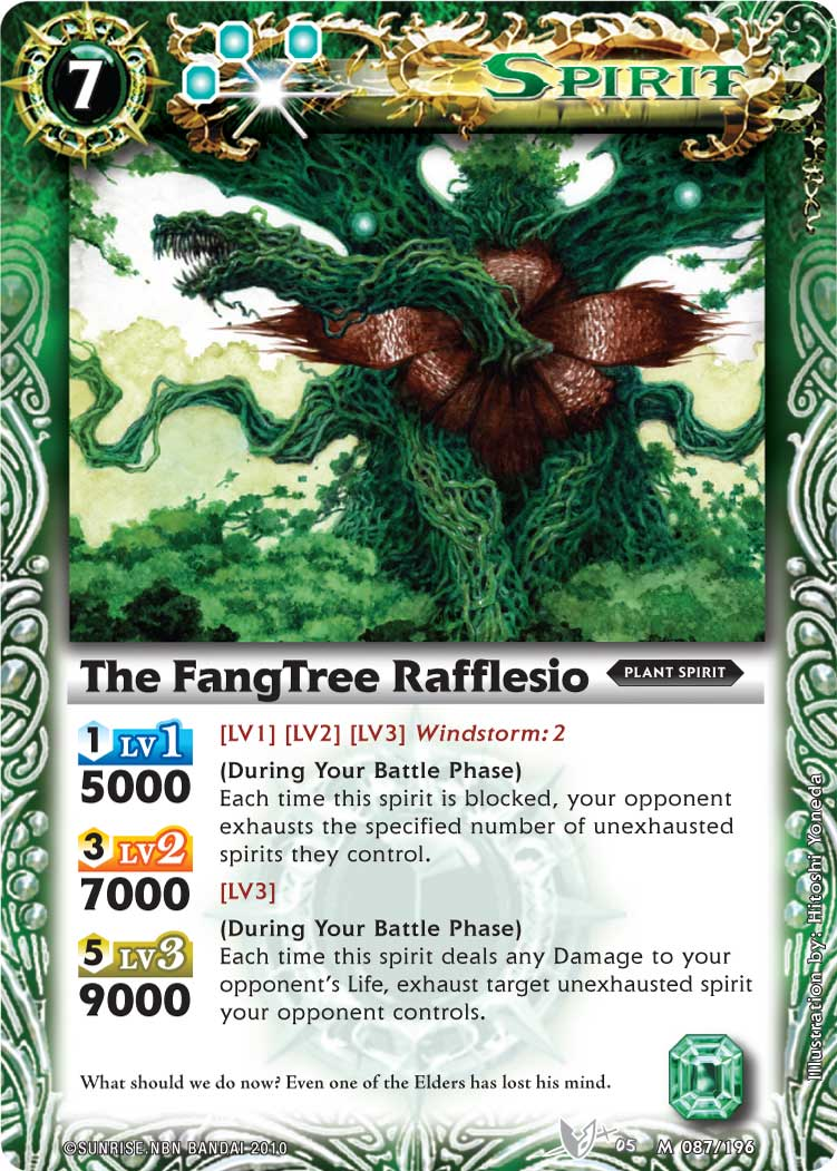 The FangTree Rafflesio