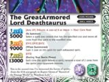 The GreatArmoredLord Deathtaurus
