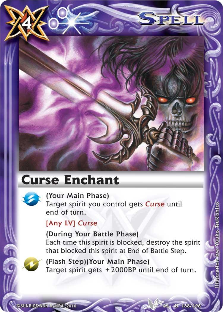 Curse Enchant