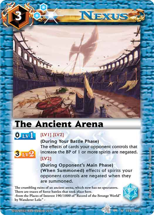 The Ancient Arena