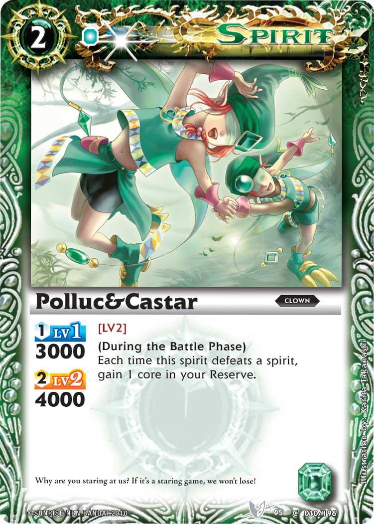 Polluc&Castar