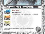 The Artifact Droiden