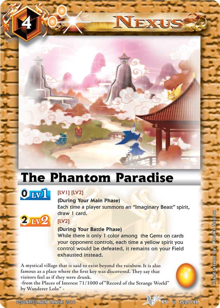 The Phantom Paradise