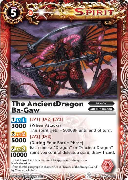 The AncientDragon Ba-Gaw