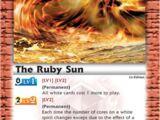 The Ruby Sun