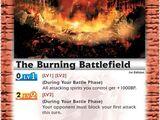 The Burning Battlefield