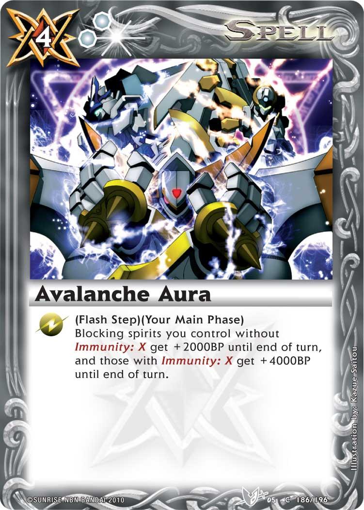 Avalanche Aura