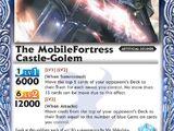 The MobileFortress Castle-Golem